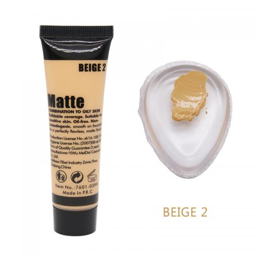 foto MISS ROSE BASE MATTE BEIGE 2 Nø 7601-039
