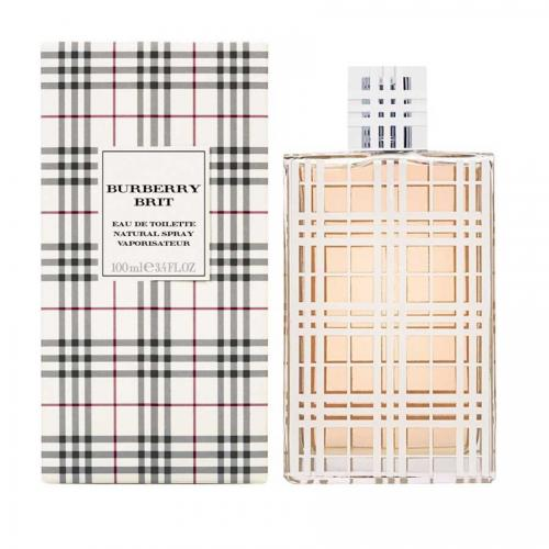 foto BURBERRY BRIT FEMENINO EDT 100ML