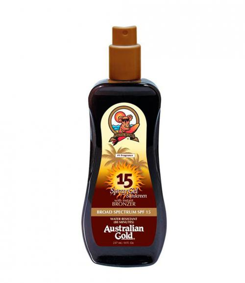 foto AUSTRALIAN GOLD BRONCEADOR SPF15 SPRAY GEL 237ML