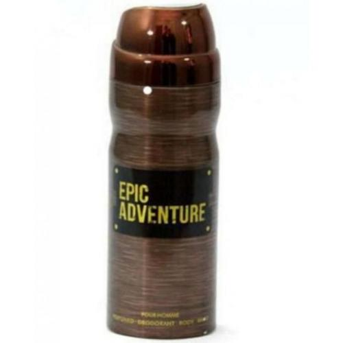 foto EMPER EPIC ADVENTURE DEO CORPORAL MASC 200ML