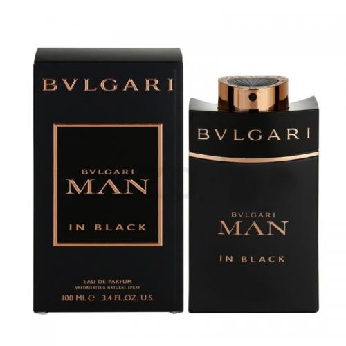 foto BVLGARI MAN IN BLACK MASCULINO EDT 100ML