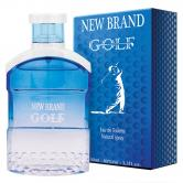 NEW BRAND GOLF BLUE EDT MASCULINO 100ML
