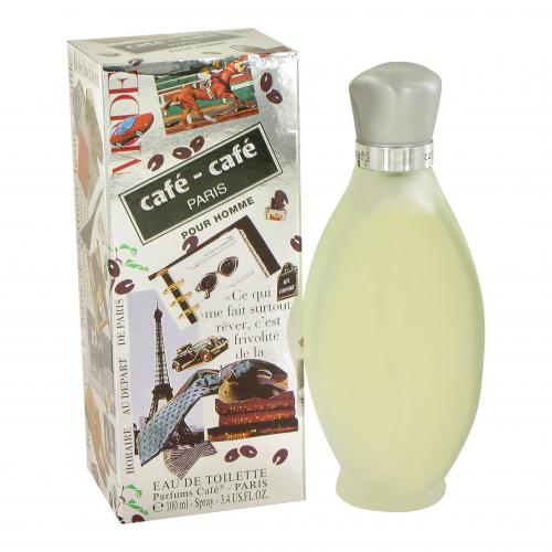 foto CAFE CAFE MEN EDT MASCULINO 100ML