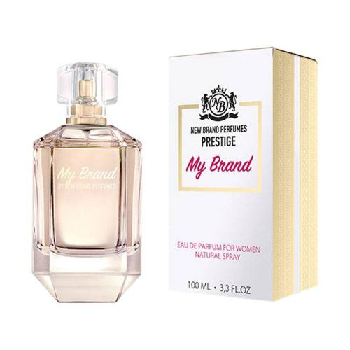foto NEW BRAND MY BRAND EDP FEMENINO 100ML