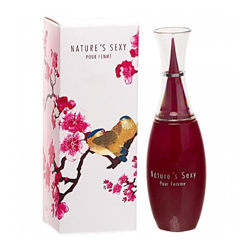 foto NATURE,S SEXY EDP FEM 100ML