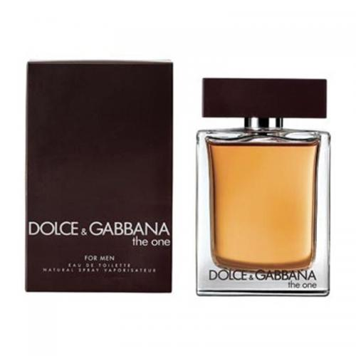 foto DOLCE GABBANA THE ONE EDT MASCULINO 50ML