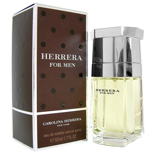 foto CAROLINA HERRERA EDT MASC 50ML