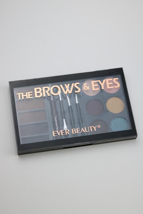 foto EVER BEAUTY THE BROWS & EYES 2967E SOMBRA