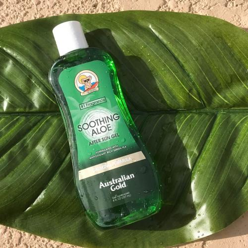 foto AUSTRALIAN GOLD SOOTHING ALOE POST SOLAR GEL 237