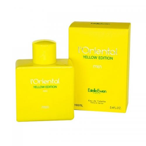 foto L ORIENTAL MEN YELLOW EDITION EDT MASC 100ML