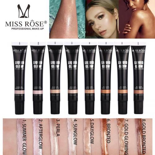 foto MISS ROSE ILUMINADOR LIQUID.7601-044N N5DAYGLOW