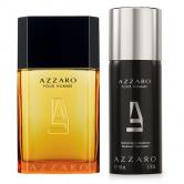 AZZARO MASCULINO 100ML + DEO SPRAY 150ML