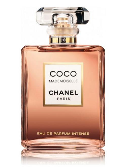 foto CHANEL COCO MADEMOISELLE INTENSE EDP FEM 100ML