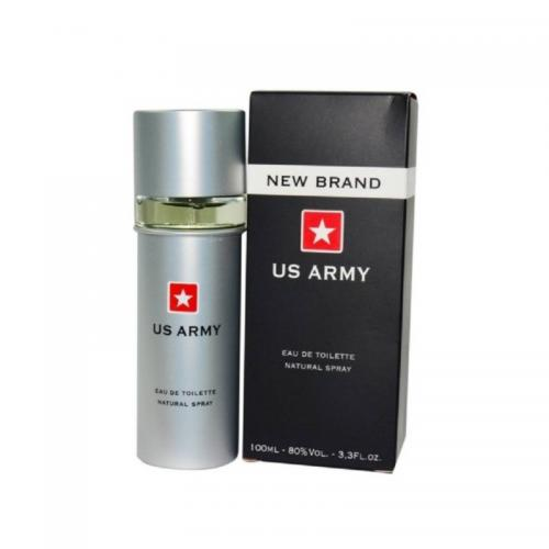 foto NEW BRAND US ARMY EDT MASC 100ML