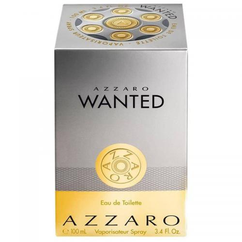 foto AZZARO WANTED EDT MASC 100ML