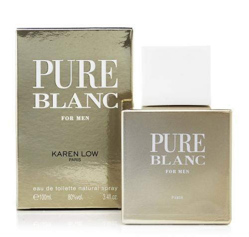 foto KAREN PURE EAU BLANCHE MEN 100ML