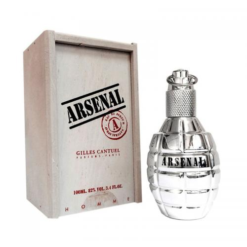 foto ARSENAL PLATINIUM EDP MASC 100ML