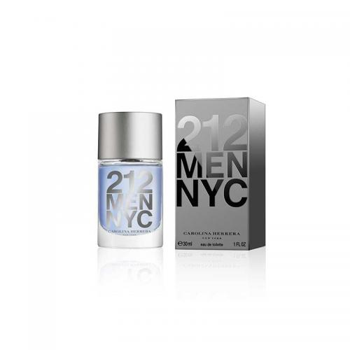 foto CAROLINA HERRERA 212 NYC EDT 30ML